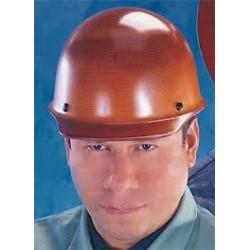 MSA Skullgard Carbon Fiber Hard Hat with Ratchet Suspension