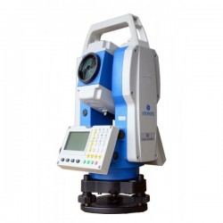 """R1 Plus 5"""" 300m Reflectorless Total Station"""